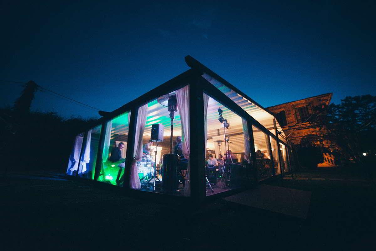 Tuning details for the orangerine rock festival